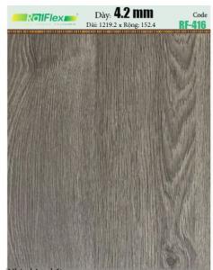 Sàn nhựa hèm khoá Railflex RF416