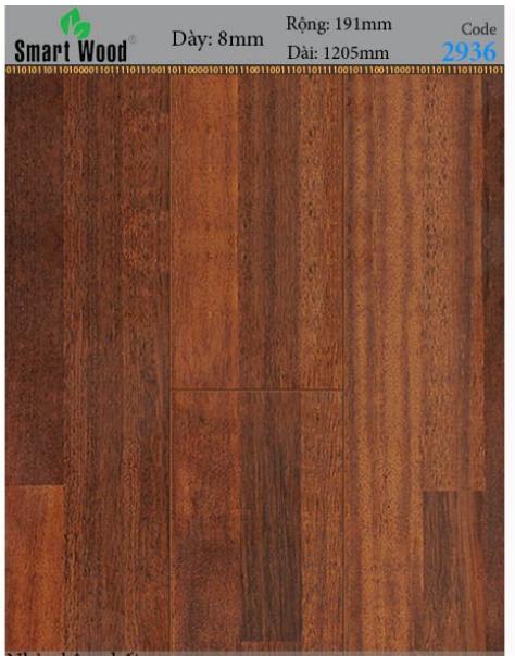 Sàn gỗ SmartWood 2936