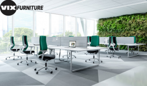 Office furniture 300m2