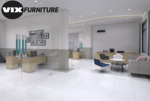 Office furniture 200m2