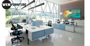 Nice working office furniture will attract employees