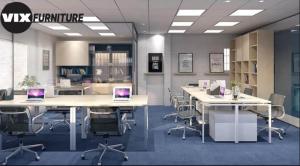 Office furniture 300m2