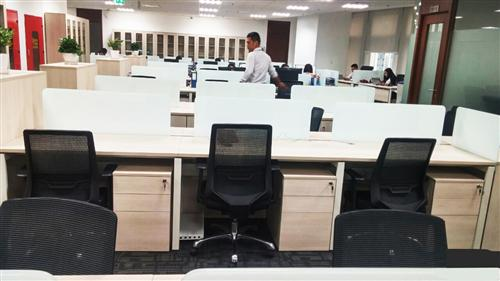 Construction of Hoa Sen office furniture