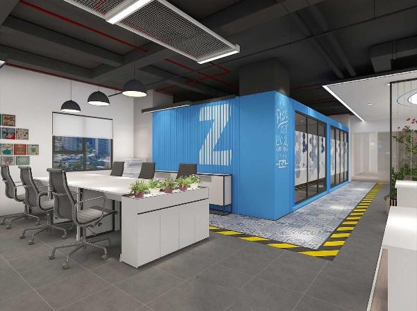Office interior design Zalo Hanoi