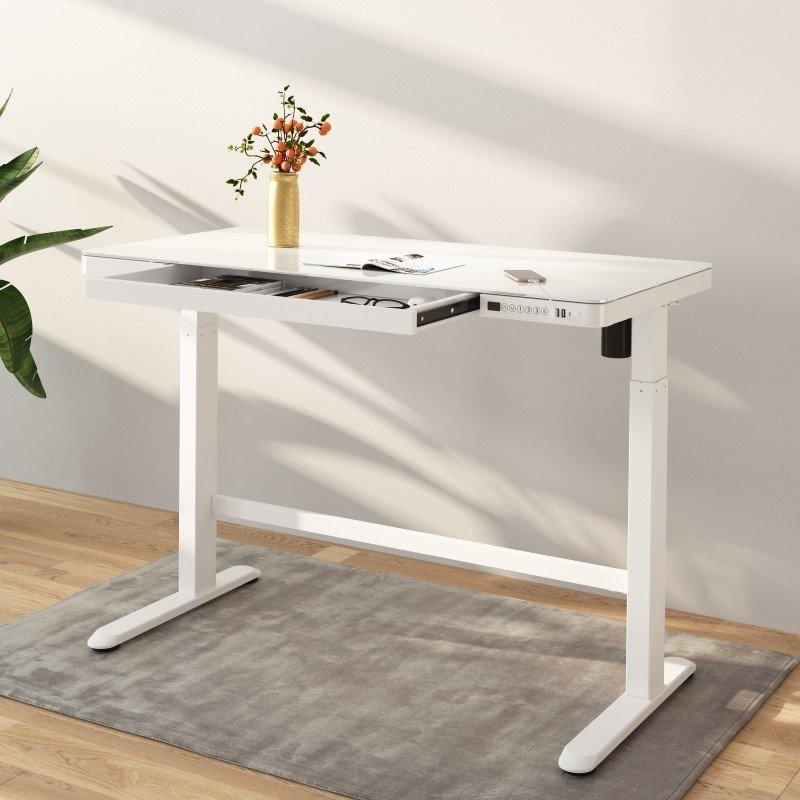VIXFlexispot All-in-One Standing Desk ET118-WHT