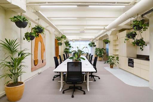 Notes when choosing an office design company in Da Nang